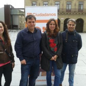 Ciudadanos Irún. Participación real y efectiva
