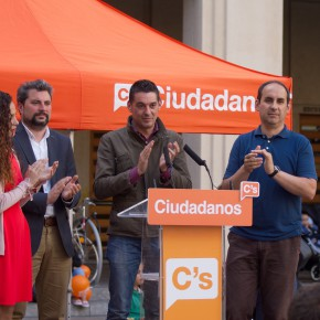Zamora declara que las propuestas económicas de C's son serias y trabajadas