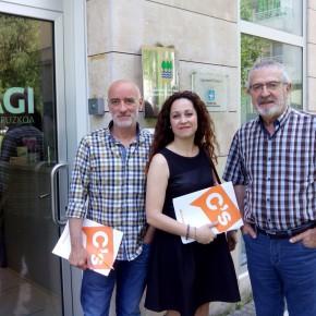 Esker Sánchez y Nicolás De Miguel se reúnen con AFAGI