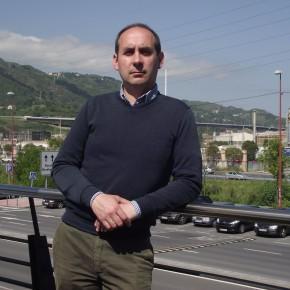 """Alberto Carril: """"el votante es el único que puede sacarnos del atolladero en el que nos han metido"""""""