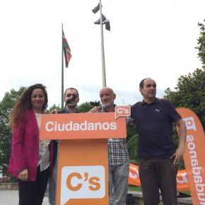 "Alberto Carril reitera que el ""oasis vasco"" no existe"