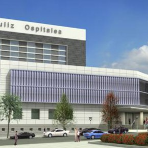 Ciudadanos visita el Hospital de Urduliz.
