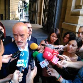 C's presenta la impugnación de la lista electoral guipuzcoana de EH-Bildu para las elecciones vascas