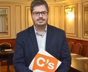 """Fran Hervías: """"Ciudadanos entrará en el Parlamento Vasco tras las próximas elecciones autonómicas"""""""