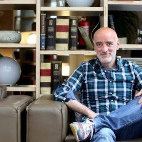 """Nicolás de Miguel: """"somos un proyecto que piensa en toda la ciudadanía vasca, no solo en una parte de ella"""""""