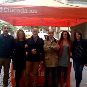 De Miguel: 'Los ciudadanos que se sientan vascos y españoles pueden apostar por nuestro proyecto de futuro'