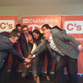 Villegas: 'Entraremos en el Parlamento Vasco como alternativa de regeneración y de unión para todos los vascos'
