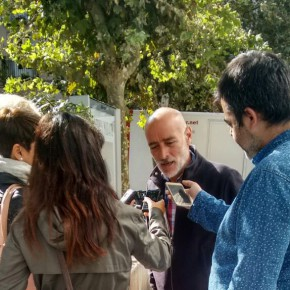 Rivera: 'Vamos a sembrar la semilla del Nuevo Constitucionalismo en Euskadi'
