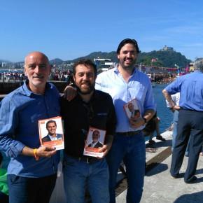 Gutiérrez: 'El Parlamento Vasco merece que C's represente el espacio de centro que supone igualdad, libertad y modernidad'