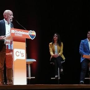 C's lamenta la pérdida de Vidal de Nicolás, 'un luchador y poeta de las libertades'