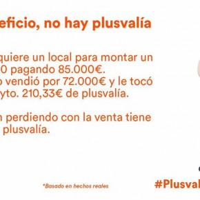 Cs pide al gobierno de Getxo que devuelva el dinero a los afectados que pagaron el impuesto de plusvalía municipal por pérdidas