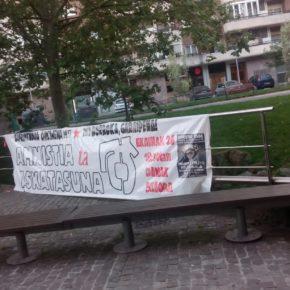 Cs Getxo registra un escrito a alcaldía exigiendo la retirada  inmediata de pancartas de las calles