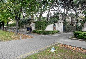 Cs pedirá al Pleno de Getxo que acondicione el parque San Joseren