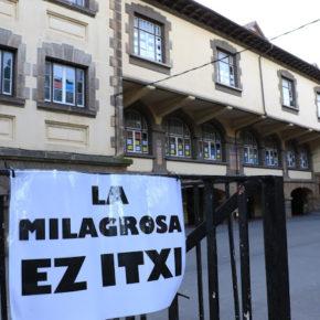 """Alberto Carril portavoz de Ciudadanos en Barakaldo: """"No se entiende lo que está sucediendo en Barakaldo con la Fundación Miranda"""""""