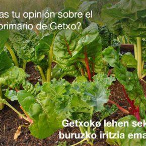 Opinión de Cs Getxo sobre el Sector Primario del municipio.