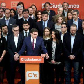 Cs Euskadi: 'El PP vasco se vuelve a sumar a la retórica nacionalista'