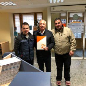 """Ciudadanos San Sebastián: """"Aitor Bilbao ha presentado hoy en el ayuntamiento de Eibar una moción en la que se pide una solución definitiva a los problemas de suciedad de las calles"""""""
