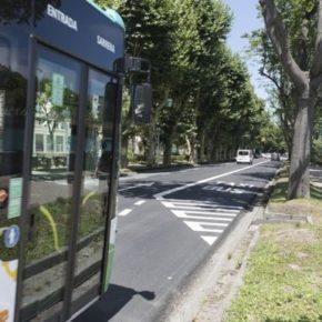 Ciudadanos solicita que se solucione el acceso a la ciudad por el Paseo de Bizkaia, causante de contínuos embotellamientos.