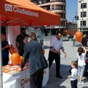 Ciudadanos San Sebastián aumenta su presencia en Irún