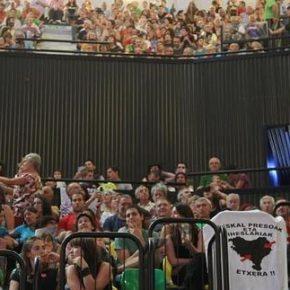 """Ciudadanos Euskadi califica de """"indecente"""" el enaltecimiento a ETA vivido ayer en el Bilbao Arena."""