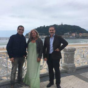 Ciudadanos Euskadi se reúne con la asociación COVITE