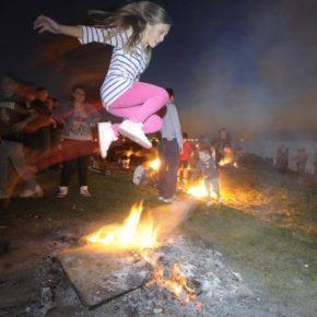 El grupo municipal Ciudadanos Getxo lamenta la falta de la hoguera de San Juan por segundo año consecutivo en Arrigunaga