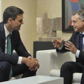 Ciudadanos (Cs) Euskadi señala las prisas del PNV para cobrarse su apoyo a Sánchez, y la disposición de éste para concederles todo aquello que se les antoje