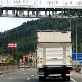 Ciudadanos exige a la Diputación de Gipuzkoa que elimine los peajes a camiones de la N-1