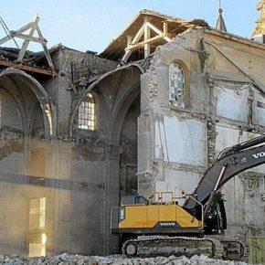 Ciudadanos ve en la desidia del equipo de gobierno del Ayuntamiento donostiarra la razón del derribo de los muros de San Bartolomé