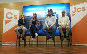 Existe un alto porcentaje de afiliación joven entre los más de 3.500 inscritos de Cs Euskadi