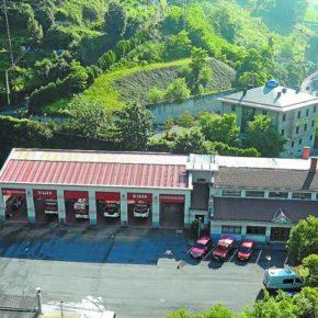 Ciudadanos (Cs) propone un nuevo parque de bomberos en vez de desplazar el existente en Eibar