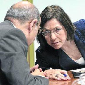 Ciudadanos considera insuficiente la renuncia de Múgica y exige responsabilidades a Jon Darpón