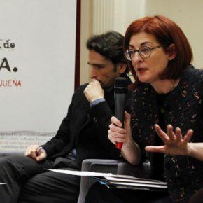 """Ciudadanos (Cs) Euskadi acompaña a Maite Pagazaurtundua en su acto """"El fin de ETA. La letra pequeña"""""""