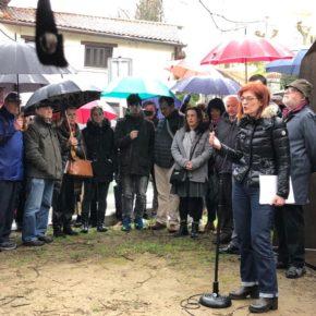 Ciudadanos (Cs) Euskadi asiste al homenaje a Joseba Pagazaurtundua