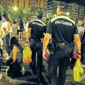 El Grupo Municipal Ciudadanos Getxo defenderá en Pleno mayor contundencia para atajar el botellón en Getxo
