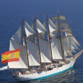 El Grupo Municipal Ciudadanos Getxo pide aprovechar la llegada del Juan Sebastián Elcano para promocionar el municipio