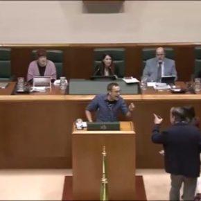 "Ciudadanos (Cs) Euskadi tacha de ""deplorable"" la ofensa de Bildu hoy en el Parlamento Vasco"