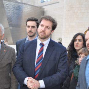"""Ciudadanos Euskadi tacha de """"indecentes"""" los comentarios de Andoni Ortuzar"""