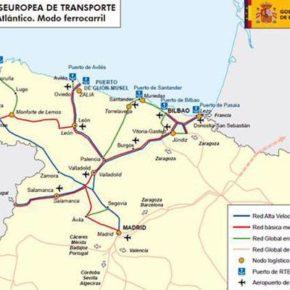 Ciudadanos Euskadi apuesta por mejorar las conexiones ferroviarias con Francia y apuesta por el Corredor Atlántico
