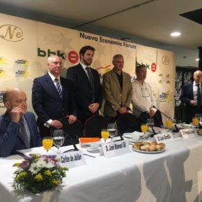 Ciudadanos se reivindica en Euskadi como única alternativa constitucional al nacionalismo