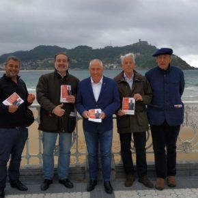 """Mendizabal: """"El proyecto de Cs para Gipuzkoa se centra en la cohesión territorial y en la garantía de libertad, igualdad y oportunidades"""""""