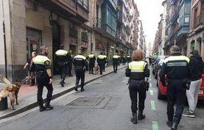 Ciudadanos advierte de que los hechos ocurridos en San Francisco vuelven a mostrar el problema de seguridad en Bilbao