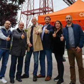Ciudadanos pide el voto para que los municipios vascos vuelvan a ser de sus vecinos