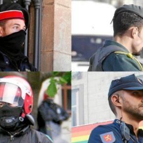 Cs Euskadi reivindica el papel de las Fuerzas y Cuerpos de Seguridad del Estado en Euskadi y Cataluña