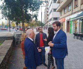 Ciudadanos Euskadi recuerda al PP que el PNV es el mismo en Euskadi y en Madrid