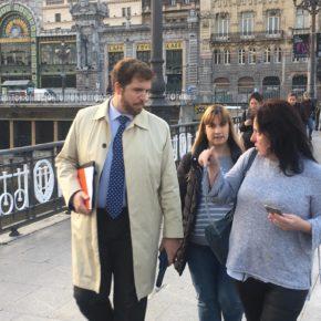 """Gordillo (Cs Euskadi): """"El Gobierno Vasco da la espalda a los niños con necesidades especiales y sus familias"""""""