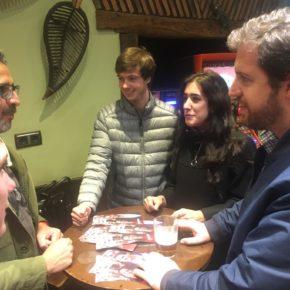 Sanvicente Ciudadanos (Cs) Euskadi pide a los jóvenes que no se resignen