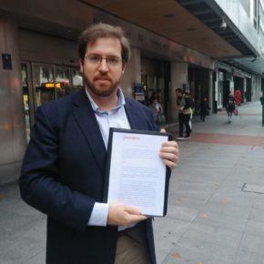 Cs Euskadi presenta ante el Ararteko y el Defensor del Pueblo sendas quejas por el decreto lingüístico del Gobierno Vasco