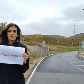 """Sanvicente: """"Sánchez y Marlaska dan la espalda a los funcionarios de prisiones mientras sufren agresiones a diario"""""""
