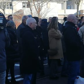 Cs Euskadi se suma a la protesta en rechazo a la charla del expreso de ETA en la UPV